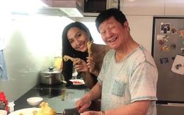 Vừa công khai, Hoài Sa đã về nhà Trọng Hiếu dự tiệc tất niên, xuống bếp cùng bố bạn trai như con trong gia đình