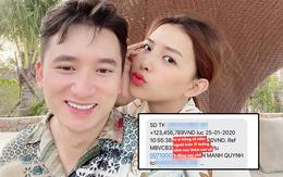 Giản dị về quê ăn Tết nhưng Phan Mạnh Quỳnh lại mạnh tay lì xì 123.456.789 đồng cho bạn gái: Bạn trai nhà người ta là đây!