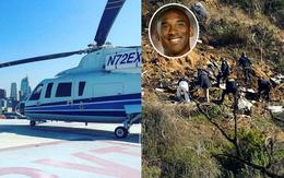 Đã tìm thấy thi thể của Kobe Bryant cùng 2 nạn nhân, hình ảnh chiếc trực thăng trước khi gặp tai nạn được tiết lộ