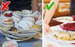6 hành động gây khó chịu khi ăn nhà hàng mà chúng ta đã không nhận ra, theo chia sẻ của các nhân viên phục vụ