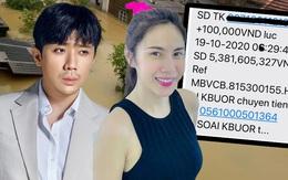 Thủy Tiên và Trấn Thành công khai tổng số tiền quyên góp cán mốc gần 70 tỷ đồng, tiếp tục hành trình cứu trợ ở Quảng Bình