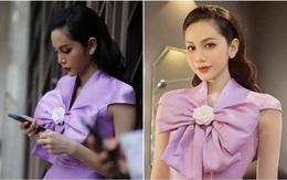 """Người đẹp hot nhất cuộc thi Hoa hậu Chuyển giới Việt Nam 2020 bị chụp lén, nhan sắc có như ảnh """"sống ảo""""?"""