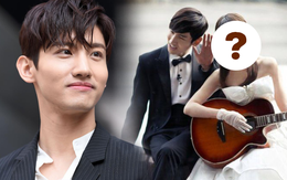 """Nam thần Changmin (DBSK) chính thức tổ chức lễ cưới: Thanh xuân của bao người giờ đã là """"chồng người ta"""""""