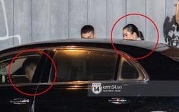 ĐỘC QUYỀN: Trai trẻ kém 14 tuổi Lâm Bảo Châu ngồi chờ sẵn, đích thân lái xe đưa Lệ Quyên ra về ngay sau khi diễn xong