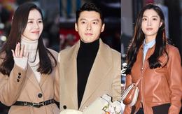 """Xôn xao visual dàn sao """"Hạ cánh nơi anh"""" ở tiệc mừng công: Son Ye Jin - Hyun Bin """"cân"""" cả đèn flash, cast phụ bị dìm thê thảm"""