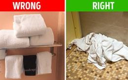 6 phép lịch sự tối thiểu nên làm trước khi trả phòng khách sạn, người thường xuyên du lịch nước ngoài càng nên nhớ