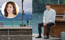 """Thuyền """"Crash Landing On You"""" Son Ye Jin lật, Hyun Bin lộ bằng chứng quay lại với chân dài kém 8 tuổi Kang Sora?"""