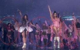 """Sửng sốt khi BLACKPINK bất ngờ xuất hiện trong MV """"Rain On Me"""" với vai trò... vũ công phụ hoạ cho Lady Gaga và Ariana Grande?"""
