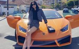 Tiểu thư mới nổi của hội rich kid Việt: Siêu xe và hàng hiệu không thiếu, cao 1m73 chân dài như người mẫu