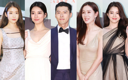 """Siêu thảm đỏ Baeksang 2020: Son Ye Jin - Hyun Bin, Park Bo Gum - Suzy thái độ lạ, tiểu tam """"Thế giới hôn nhân"""" lấn át cả IU, Seohyun"""