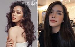 Xuất hiện ứng viên nặng kí của Hoa Hậu Việt Nam 2020: Dáng đẹp, mặt xinh, makeup tông nude đã tây còn na ná Châu Bùi