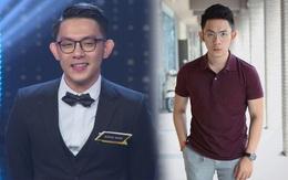 """Cực phẩm màu Xanh duy nhất ở tập 9 """"Người ấy là ai"""": CEO điển trai được so sánh với Ông Cao Thắng & Cris Phan"""