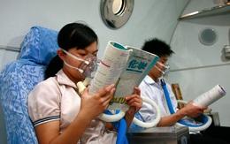 Thở bình oxy, uống thuốc hoãn kinh nguyệt: Kỳ thi đại học khốc liệt bậc nhất sắp diễn ra giữa mùa dịch