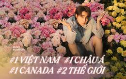 """""""Có Chắc Yêu Là Đây"""" của Sơn Tùng M-TP """"càn quét"""" sau 12 giờ: Kỷ lục 12 triệu view, #1 Châu Á, #1 Canada, #2 thế giới và nhiều hơn thế nữa!"""