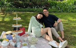 Hương Giang đăng hình tựa vai, nắm tay Matt Liu cực tình tứ: Chắc chắn yêu là đây!