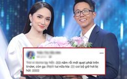 """Biến căng: Cô gái tung tin nhắn tố CEO Matt Liu quẹt Tinder """"gạ tình"""" từ năm ngoái, phía Hương Giang cũng đã lên tiếng"""