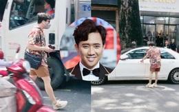 """Rộ clip nghi vấn Trấn Thành phớt lờ khi fan đề nghị chụp ảnh chung, netizen đồng loạt bênh vực và đáp trả """"chủ thớt"""""""