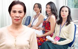 Thí sinh U60 gây xôn xao buổi sơ khảo Hoa hậu Việt Nam hôm nay: Đọ sắc với dàn mỹ nhân trẻ, dự thi với thông điệp ý nghĩa!