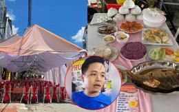 """Vụ nhà hàng bị """"bom"""" 150 mâm cỗ cưới trị giá hơn 200 triệu đồng: Hôm qua cô dâu vẫn đến ăn cơm, hỏi về tình hình cỗ bàn"""