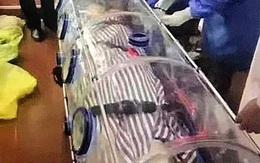 Những hình ảnh có một không hai trong tâm dịch virus Vũ Hán