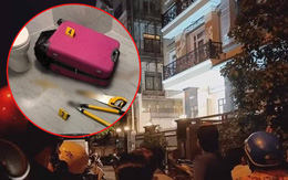 Nóng: Phát hiện thi thể không nguyên vẹn trong vali tại căn hộ ở khu dân cư Him Lam