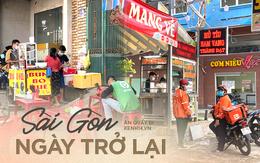 Sài Gòn sáng 28⁄10: Khách đi ăn sáng phải quay xe vì một lý do, shipper vừa cười vừa mếu vì không biết nên làm gì hôm nay