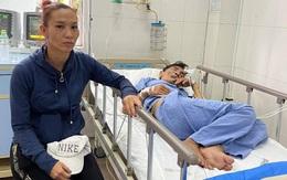 Vợ diễn viên Thương Tín đã có mặt tại bệnh viện, mẹ vợ nói rõ tình trạng bệnh tật của nam nghệ sĩ