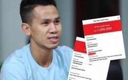 """Anh Nguyễn Ngọc Mạnh sẽ dùng số tiền mọi người ủng hộ làm từ thiện: """"Lương của tôi 15 triệu cũng đủ sống rồi"""""""