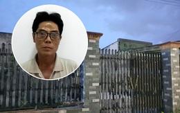 """Ngôi nhà của kẻ sát hại, hiếp dâm bé gái 5 tuổi đóng kín cửa, không có người ra vào: """"Ổng như vậy tội cho đứa con đang đi học"""""""