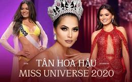 Tân Miss Universe 2020: Nàng kỹ sư máy tính với nhan sắc và body nức nở, quá khứ mất tích khó hiểu bất ngờ bị đào lại