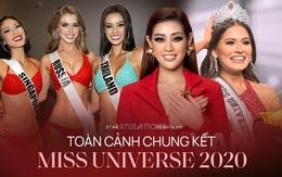 Chung kết Miss Universe 2020: Khánh Vân dừng lại ở top 21, Tân Hoa hậu là đại diện Mexico!