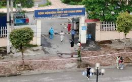BV Bệnh Nhiệt đới TW: 14 người gồm 2 nhân viên y tế, 8 bệnh nhân, 4 người nhà dương tính SARS-CoV-2