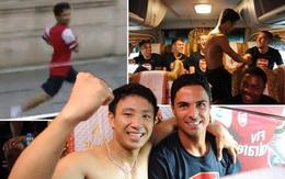 Nam sinh 8 năm trước chạy 8km theo đội bóng Arsenal quanh bờ Hồ: Mời mức lương 100 triệu⁄tháng nhưng từ chối, cuộc đời thay đổi ngoạn mục!