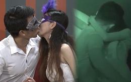 Để trai lạ sờ soạng, hôn vồ vập trên show hẹn hò, nữ vũ công Việt bị cha ruột từ mặt!