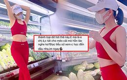 Bị chỉ trích vì loạt ảnh khoe vòng 3 ở siêu thị, Lệ Quyên nổi cơn thịnh nộ còn đòi tát antifan vì hỗn láo