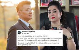 """""""Cậu IT"""" Nhâm Hoàng Khang bất ngờ lên tiếng về việc tung sao kê quỹ từ thiện: """"Quỹ này trong kịch bản của một bộ phim"""""""