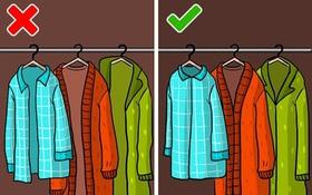 """Những kiểu cất quần áo """"ai cũng làm"""" nhưng hóa ra sai bét"""