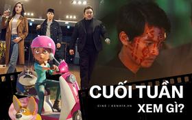"""Phim rạp cuối tuần: Á Âu đủ cả nhưng đìu hiu, may quá """"Thất Sơn Tâm Linh"""" vẫn có cơ hội hoành hành"""