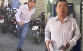 """Nạn nhân bị người đàn ông đánh tại cây ATM: """"Trong cuộc sống ai cũng có lúc nóng, tôi không muốn to chuyện"""""""