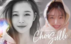 Choi Sulli và những khoảnh khắc đẹp nhất của cô gái đã từ chối nhận tổn thương thêm nữa