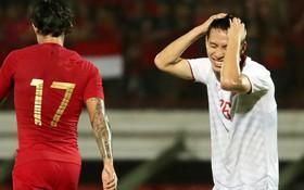 Trung Quốc chiếm ngôi đầu của Việt Nam trên bảng xếp hạng các đội nhì bảng ở vòng loại World Cup 2022