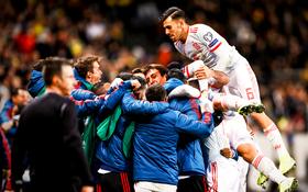 Xác định 6 đội tuyển đầu tiên giành vé dự Euro 2020 - giải đấu đặc biệt nhất lịch sử bóng đá