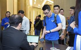 Người trẻ Việt đặt trên 80% kỳ vọng biến ước mơ bay thành hiện thực tại ngày hội tuyển sinh Khóa đào tạo Phi công chuyên nghiệp của Vinpearl Air