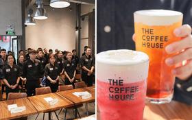 Vẫn mở cửa phục vụ khách cho dù ở khu vực bị ô nhiễm nguồn nước nhưng tại sao The Coffee House lại được cư dân mạng ủng hộ?