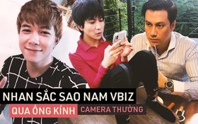 Nhan sắc thật sao nam Vbiz qua camera thường: Hiếm người giữ trọn vẻ điển trai, gây tranh cãi nhất là Việt Anh!