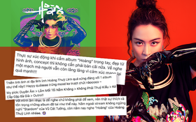 """Phản ứng dân mạng về album """"Hoàng"""" của Hoàng Thuỳ Linh: """"Đỉnh từ nhạc đến lời, không chọn được bài hay nhất!"""""""
