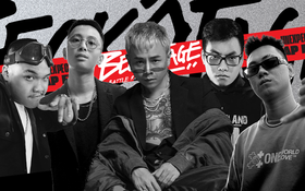 Beck'Stage Battle Rap – Giải đấu chất lượng và khắc nghiệt nhất từ trước đến nay dành cho các Rapper Việt đã chính thức bắt đầu!