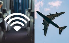 """Vì sao máy bay luôn """"ghét"""" khách dùng điện thoại, laptop nhưng vẫn cấp Wi-Fi thoải mái?"""