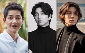 Upcoming Korean Movie 2020 is a great male party: Gong Yoo, Park Bo Gum, Song Joong Ki re-appeared