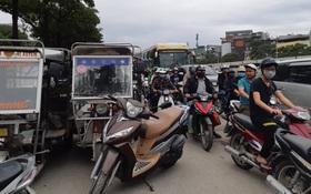 Hoàn tất công tác an ninh, chuẩn bị đón khán giả tới sân cổ vũ trận đấu giữa Việt Nam và UAE trước 4 tiếng bóng lăn
